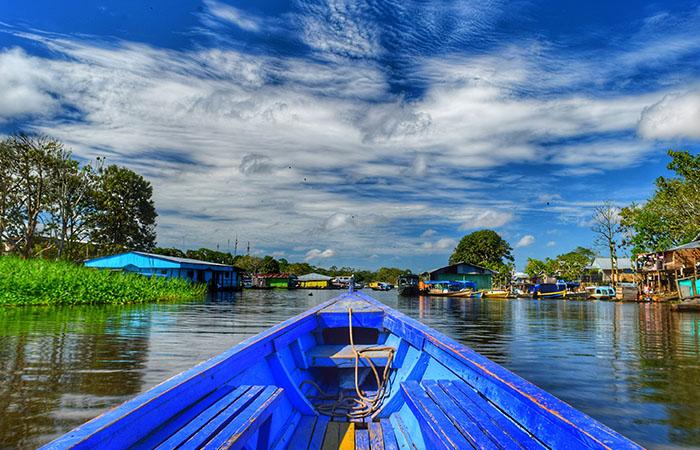 Amazonas Etnoturismo mágico - Franior Travel - Viajes y Cruceros - Noticias